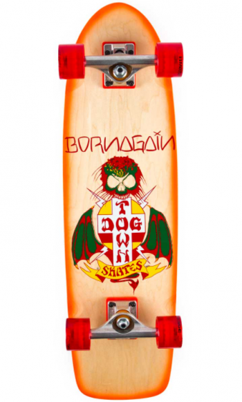 Outer Banks Boarding Company, Dogtown Born Again Classic Complete Natural/Orange Fade