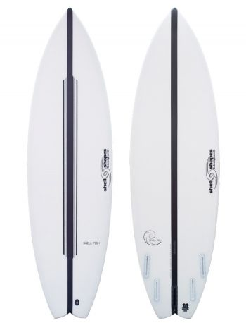 Outer Banks Boarding Company, Shell Shapes Shell Fish Surfboard