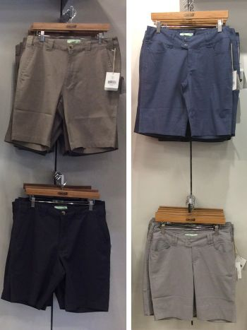 Cariloha Bamboo Outer Banks, Men's & Women's Shorts