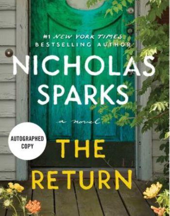 Buxton Village Books, 'The Return' by Nicholas Sparks