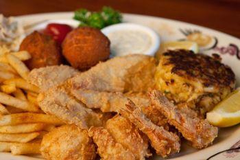 Ocracoke Oyster Company, Blackbeard's Seafood Feast