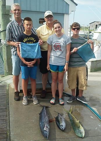 Tuna duck sportfishing outer banks nc for Fishing in duck nc