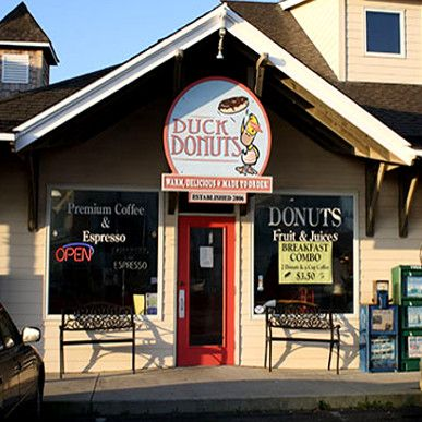duck donuts outer banks nc. Black Bedroom Furniture Sets. Home Design Ideas
