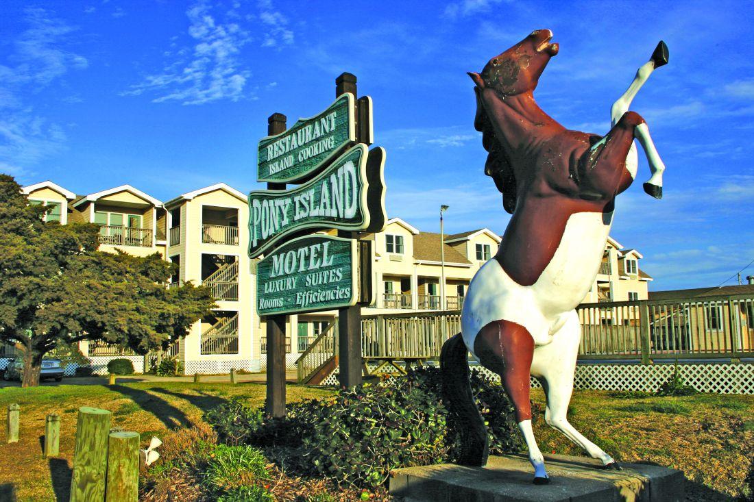 Pony Island Motel Restaurant