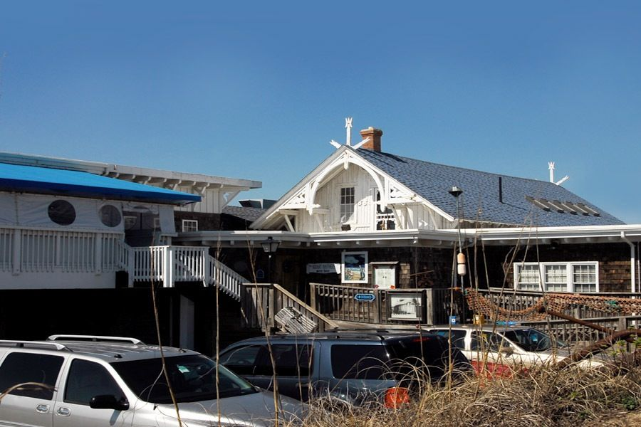 Gallery Black Pelican Oceanfront Cafe Outer Banks Nc