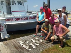 Miss Oregon Inlet Headboat photo