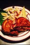 Reuben Sandwich from Stack'em High