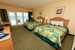 Oceanfront Queen/Queen Guest Room