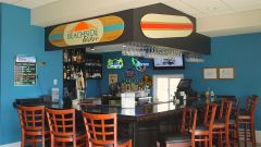 Beachside Bistro Bar- Oceanfront dining at the Sea Ranch Resort