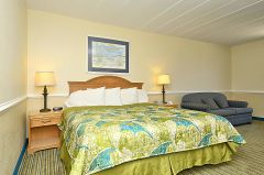 King main Building (no view) Guest Room