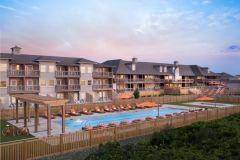 Sanderling Resort, tranquility pool