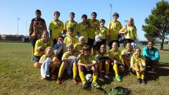 soccer team 2014