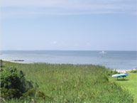 View from Margaritaville - Ocracoke Harbor Inn