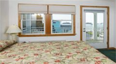 Harbor-front suite at Ocracoke Harbor Inn