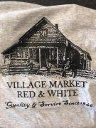 Village Market Red & White photo