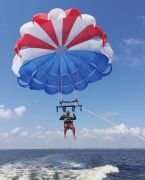 Corolla & Duck Parasail photo