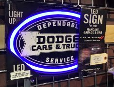 Lighted LED Signs