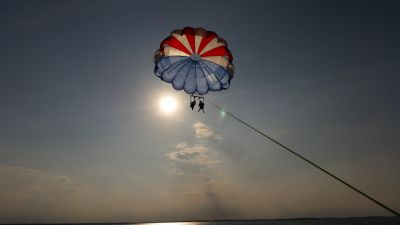 Lighthouse Parasail photo