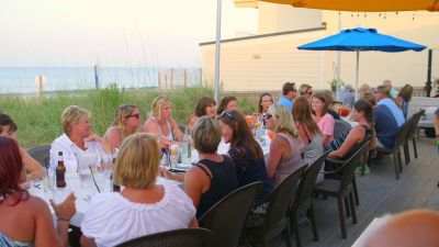 Beachside Bistro - Outdoor Dining