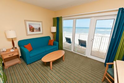 Oceanfront King Guest Room