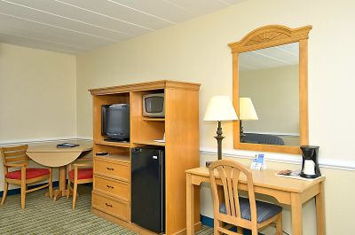 Main Building (no view) Guest Room