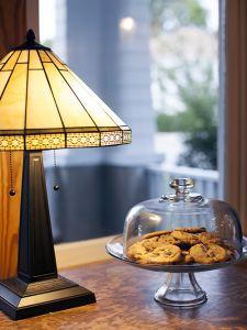 Fresh cookies at Cameron House Inn