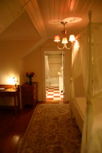 Mirabella room at Cameron House Inn
