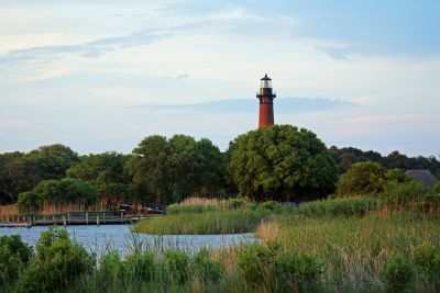Currituck County lighthouse
