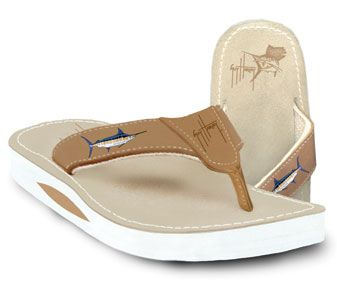 Guy Harvey Marlin Sandals
