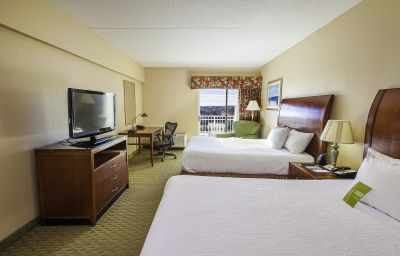 Room with two beds at Hilton Garden Inn Outer Banks/Kitty Hawk