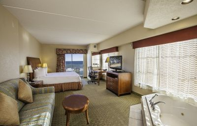Oceanfront room at Hilton Garden Inn Outer Banks/Kitty Hawk