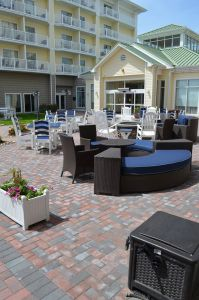 Tiki Bar at Hilton Garden Inn Outer Banks/Kitty Hawk