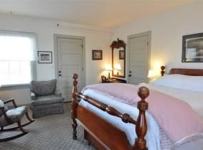 Charles Florrie room at First Colony Inn