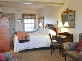 George Howe room at First Colony Inn