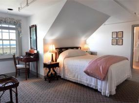 John Spendlove room at First Colony Inn