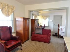 Margaret Lawrence room at First Colony Inn