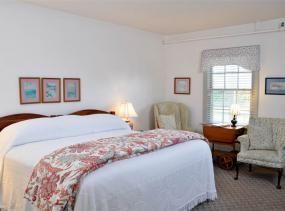 Roger Bailie room at First Colony Inn