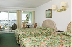 Standard room at Ocracoke Harbor Inn
