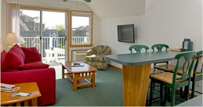 Suite at Ocracoke Harbor Inn