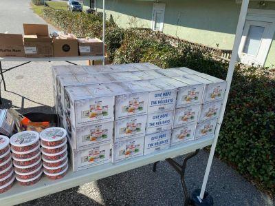 Beach Food Pantry photo