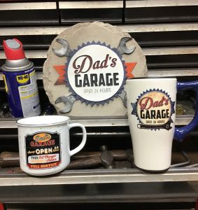 Gifts for Dad Dad's Garage