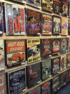 Metal Signs Car Garage Man Cave