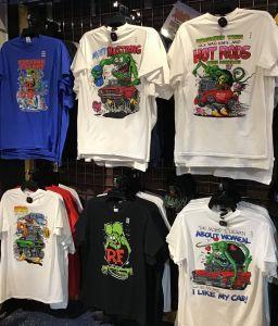 Tees Tshirt T-shirt Rat Fink