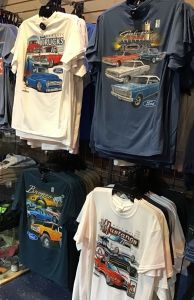 Car Tees Tshirt T-shirt Ford