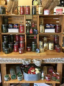 Yankee Candle Holiday Fragrances