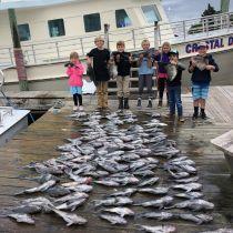 Country Girl Charters, Seabass Fishing (Nov-Dec)