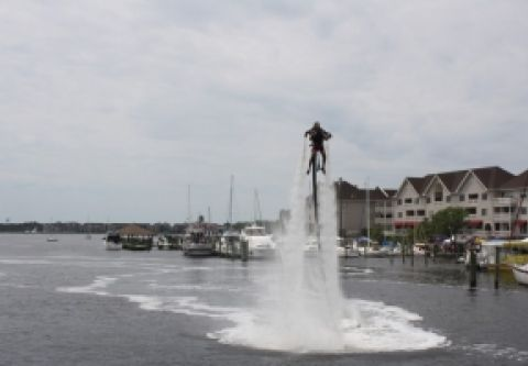 Kitty Hawk Kites, Fly a JetPak or Flyboard