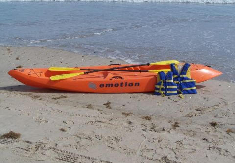 Just For the Beach Rentals, Rent Kayaks to explore OBX