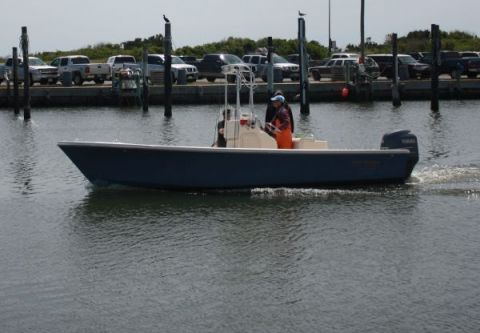 Oregon Inlet Fishing Center, The Open Boat Fleet... Takes Inshore/Sound Charters
