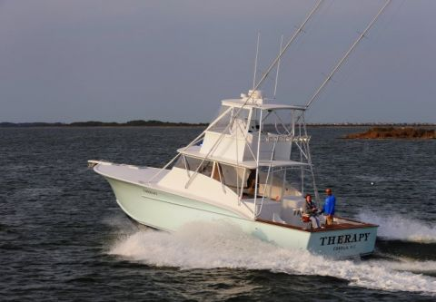 Corolla Bait and Tackle, Inshore Charters